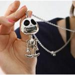 Подвеска кукла скелет