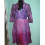 Вечернее платье (фиолет)